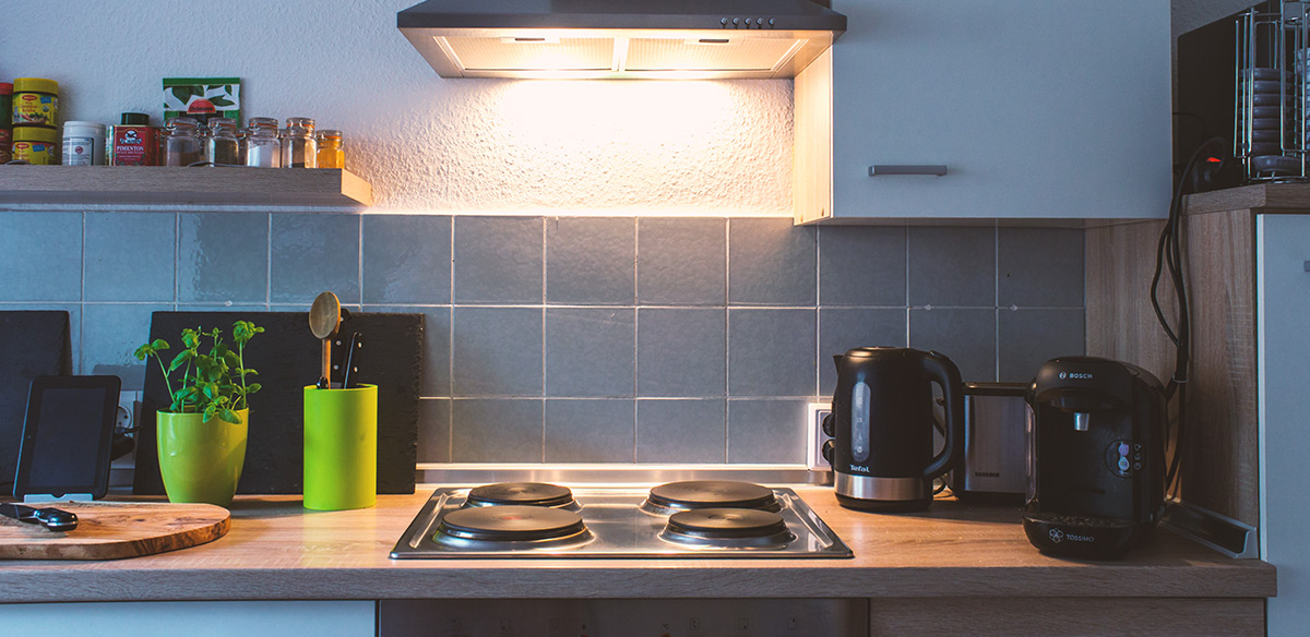 Die Küche von Herr Büttner