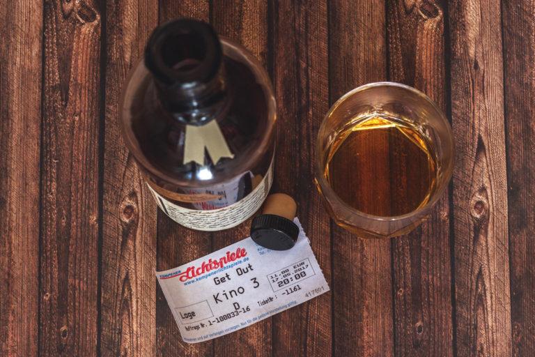 """Mein Filmriss: Kritik zum Film """"Get out"""" und dem Whisky Bookers 7"""