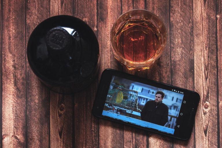 """Filmriss: Ein Abend mit dem Film """"Manchester By The Sea"""" und dem Whisky Bunnahabhain 12"""