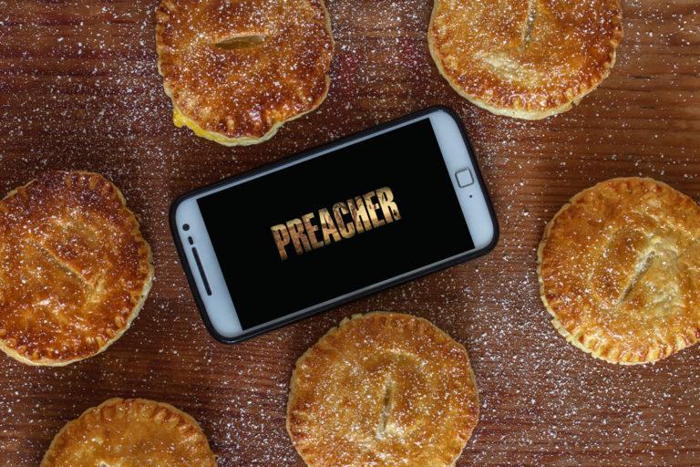Rezept: New Orleans Bananas Foster Blätterteig Küchlein. Der Binge- Watching Snack für Preacher Staffel 2