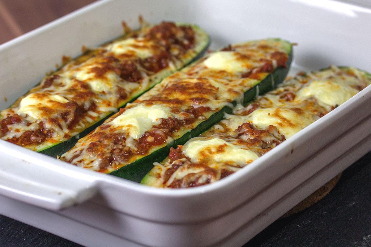 Rezept fur hackfleisch und zucchini